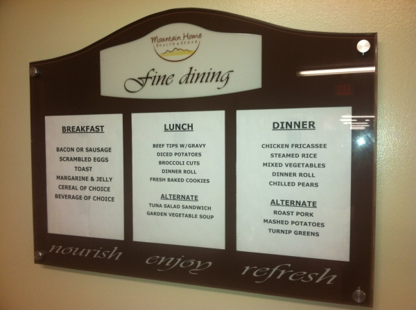 Dining Services Board