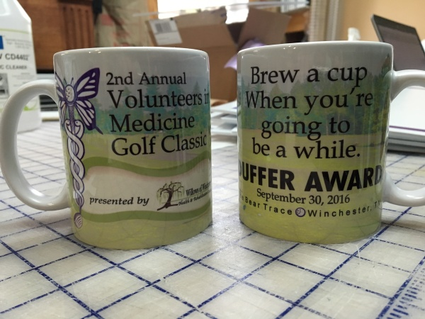 Golf Tournament Product Support